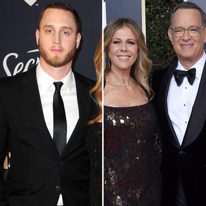 Chet Hanks dice que los padres Tom Hanks y Rita Wilson 'nunca' le dieron mesada: yo era el 'chico más rico'