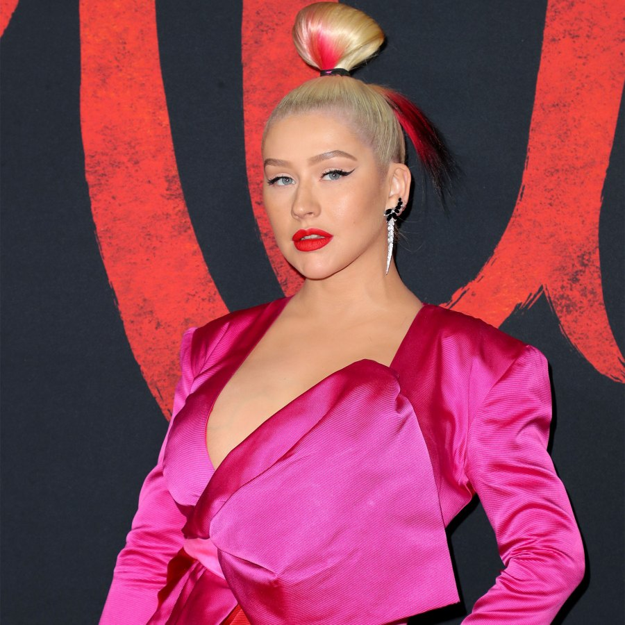 Christina Aguilera's Most Relatable Motherhood Quotes Over the Years