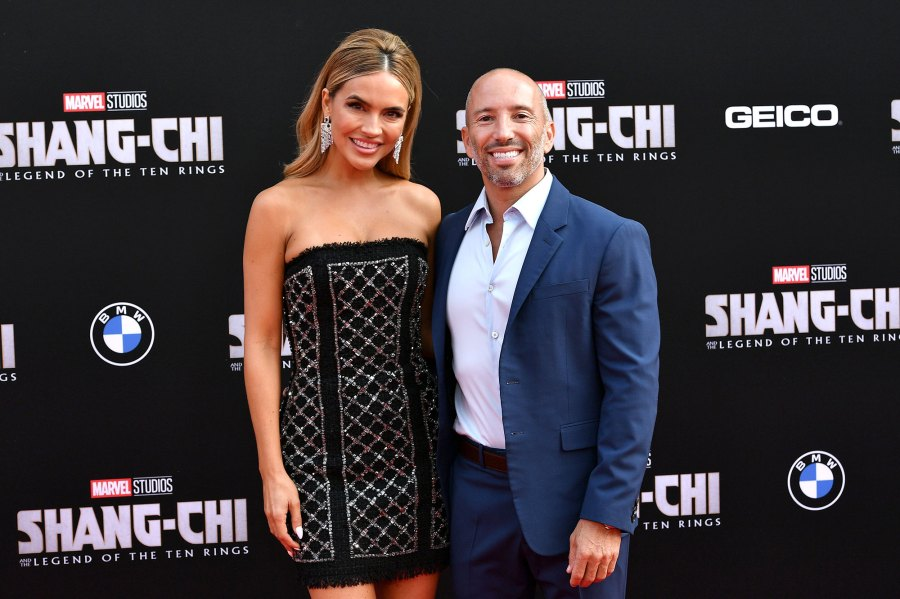 Christine Quinn Is Happy for Couple Chrishell Stause and Jason Oppenheim 2