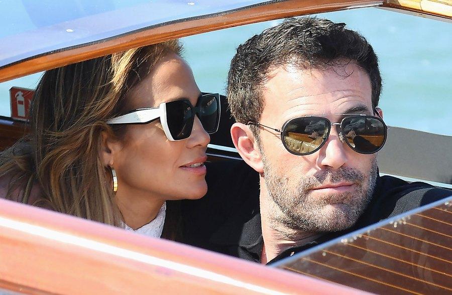 Ciao Jennifer Lopez Ben Affleck Arrive Venice Film Festival