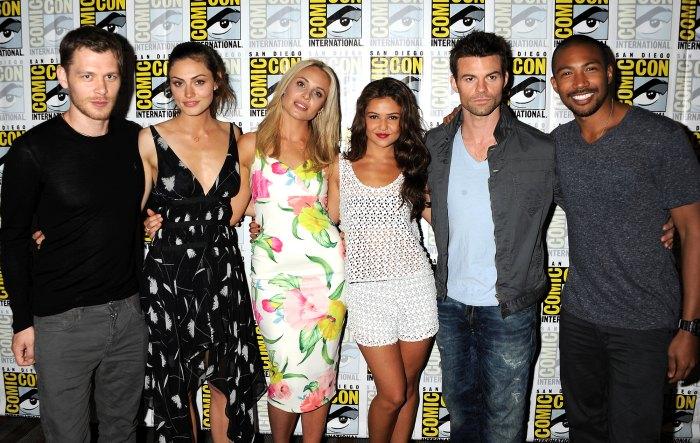 Claire Holt 'le encantaría' repetir el papel de Rebekah en 'The Originals'