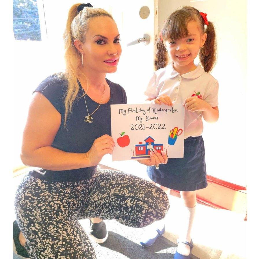 Coco Austin Cries as Daughter Chanel Starts Kindergarten 3