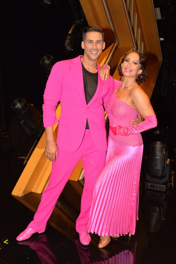 Cody Rigsby Cant Compete DWTS Cheryl Burke