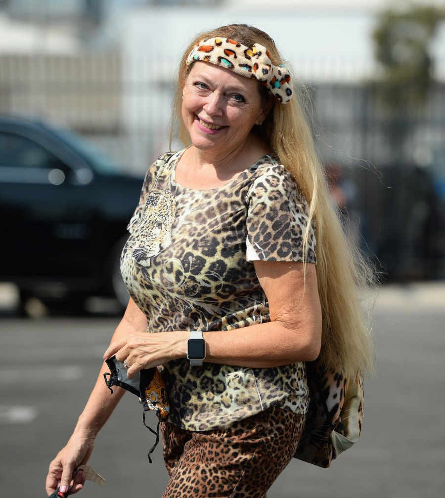 Controversial DWTS Contestants Carole Baskin