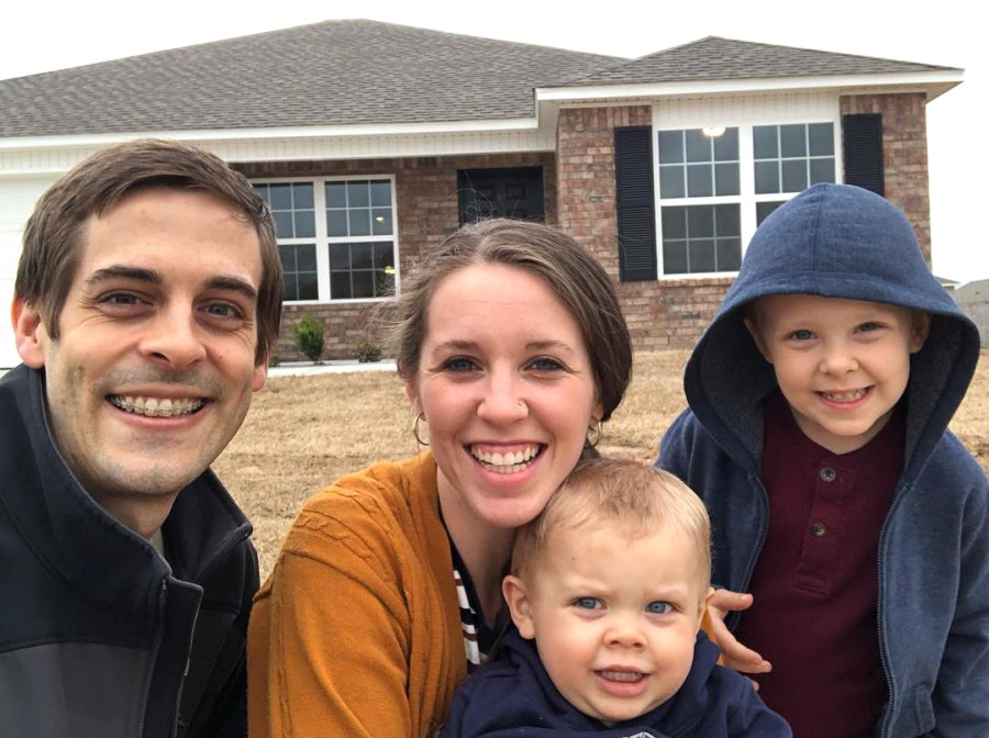 Counting On's Jill Duggar and Derick Dillard's Best Moments With Their Kids: Family Album