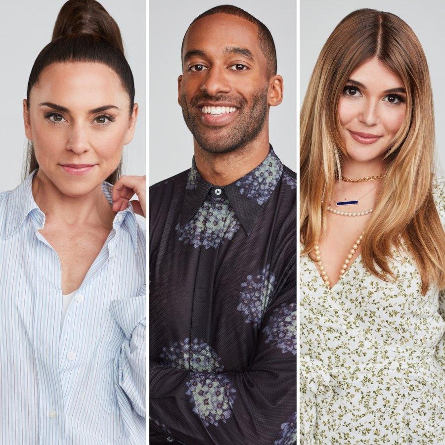 DWTS Cast Season 30 Portraits