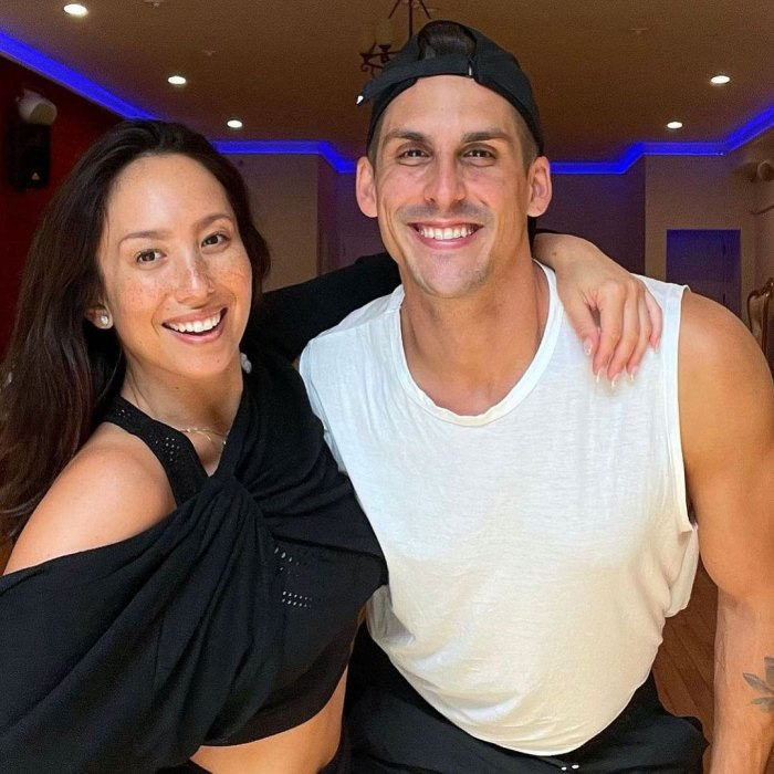 Cody Rigsby Is Holding Out Hope Cheryl Burke
