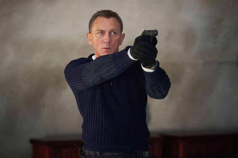 Daniel Craig Final James Bond Movie Everything Know