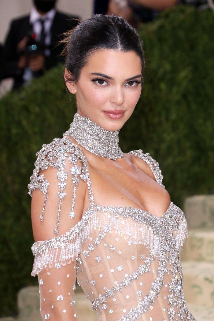 ¿Kendall Jenner no sabía que su mamá, Kris Jenner, iba a asistir a la Met Gala 2 de 2021?