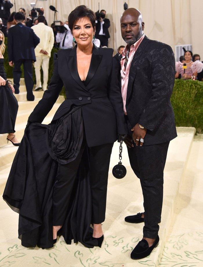 ¿Kendall Jenner no sabía que su mamá, Kris Jenner, iba a la Gala del Met 2021 3?