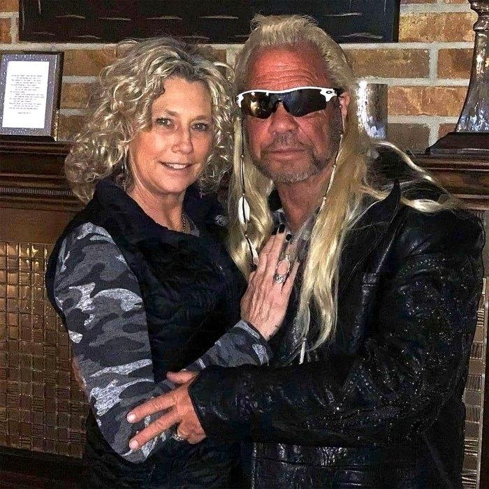 Dog the Bounty Hunter y Francie Frane están oficialmente casados: detalles