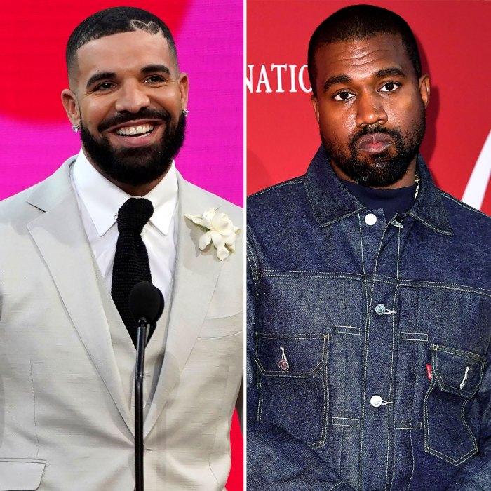 Drake aparentemente lanza sombra a Kanye West en la pista 'Certified Lover Boy'