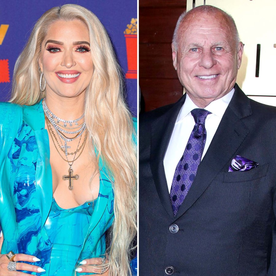 Erika Jayne My Lawyer Says Im Courageous Expecting Nothing From Tom
