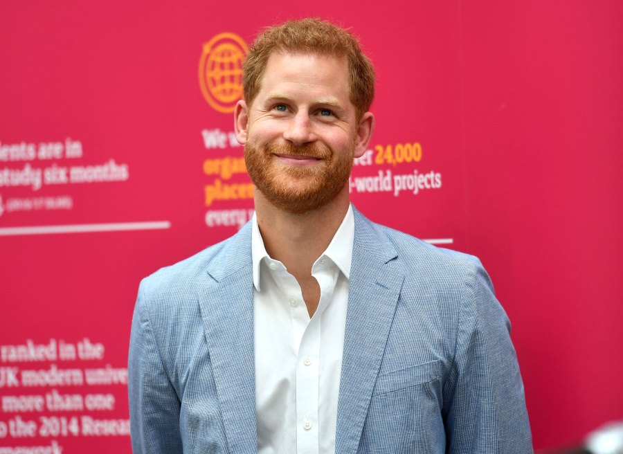 Royals Wish Prince Harry a Happy Birthday