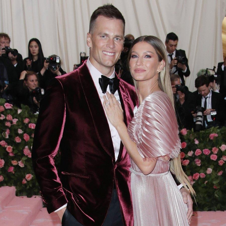 Gisele Bundchen Husband Tom Brady Loves Clothes Way More Than I Do Met Gala 2019