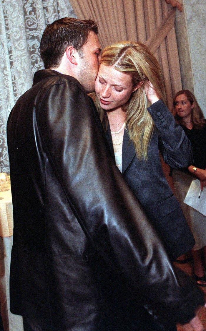 Gwyneth Paltrow reacciona a la foto de la alfombra roja de Venecia de ex Ben Affleck y Jennifer Lopez: 'Esto es lindo'