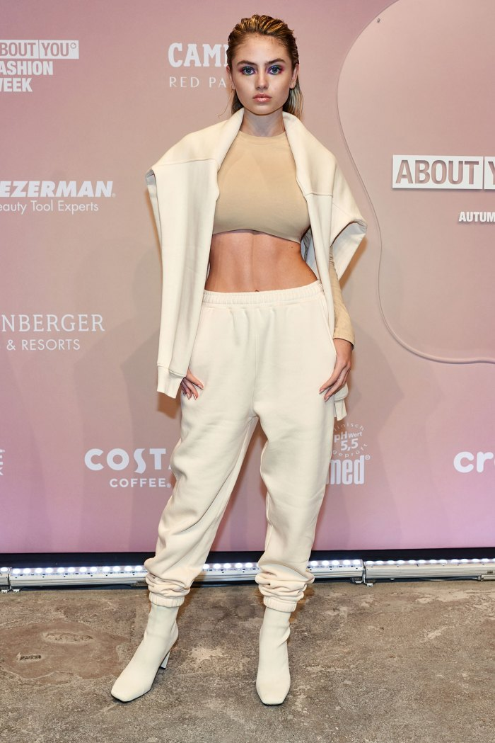 Heidi Klum Delayed Daughter Leni's Modeling Career 2