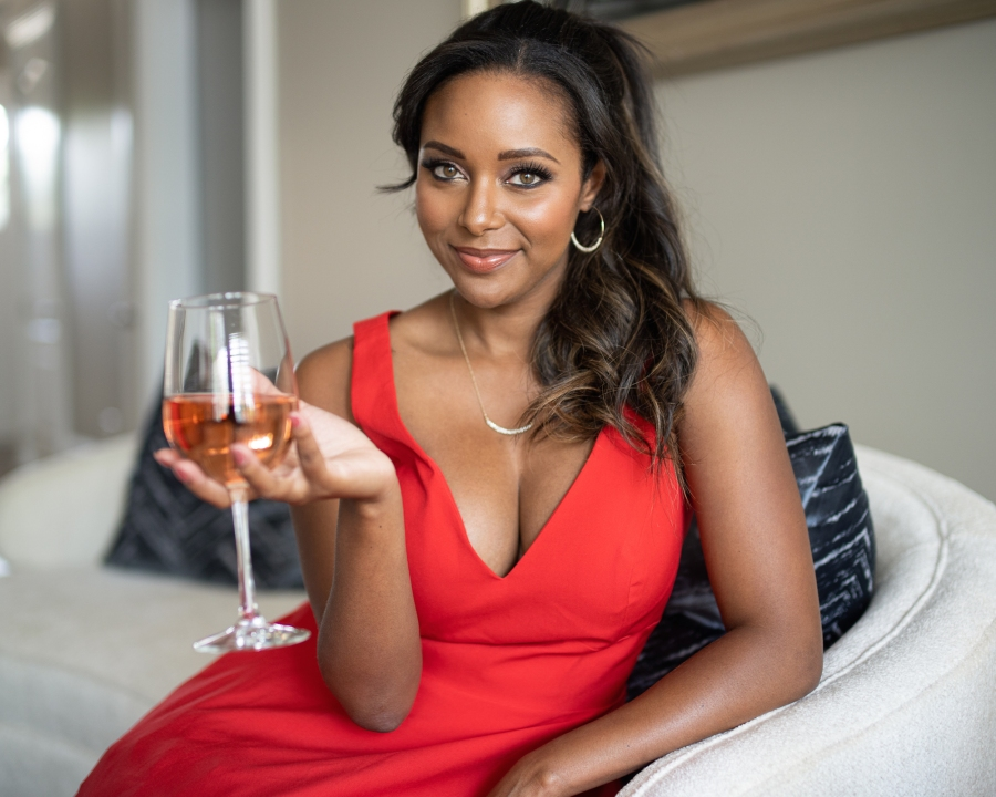 How Brandi Rhodes Launched Whoa Baby Wine While Pregnant