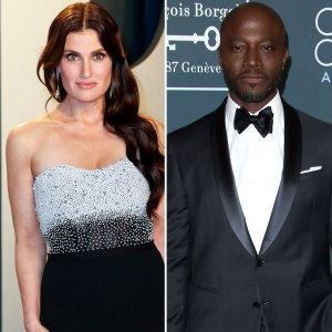 Idina Menzel Disses Ex-Husband Taye Diggs for Being 'Judgy' During Marriage
