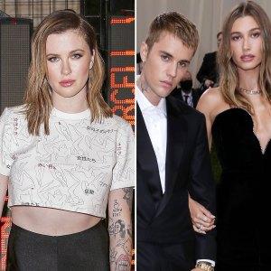 Ireland Baldwin Supports Justin Hailey Amid Selena Chants Met Gala 2021