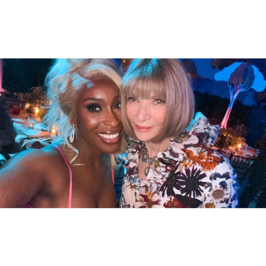 Jackie Aina Instagram 07 Inside the 2021 Met Gala Best Selfies and Snaps