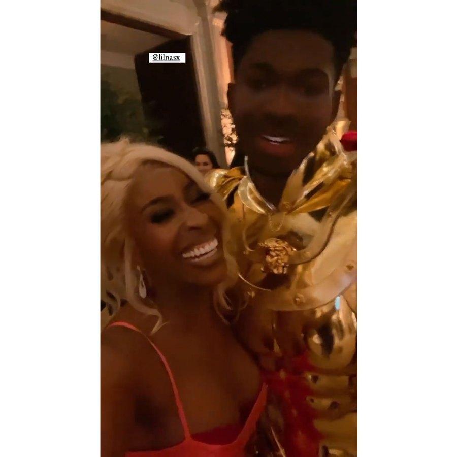 Jackie Aina Instagram 11 Inside the 2021 Met Gala Best Selfies and Snaps