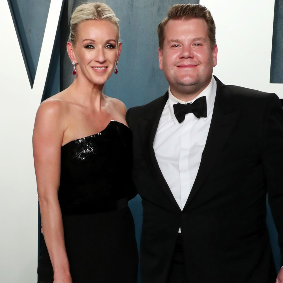 James Corden and Julia Carey Never 'Went on Dates' Before Marriage