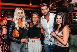 Jana Kramer Shares the Story Behind Her Photo With Jay Cutler — and Her Ex Was in the Same Room