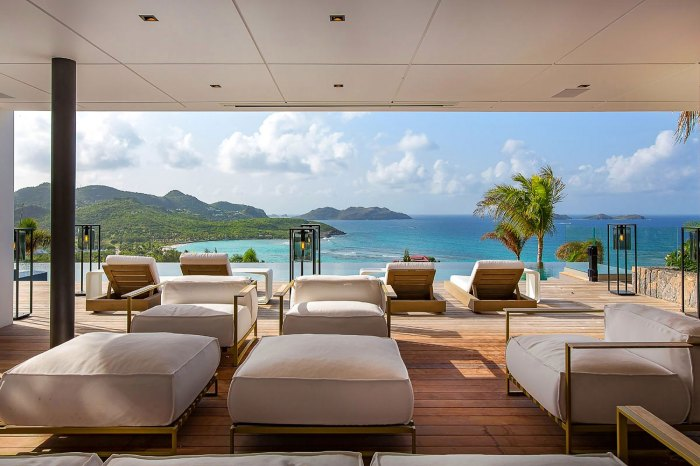 Jay-Z and Beyonce's Former St. Bart's Rental Hits the Market for $80 Million