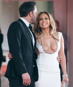 Jennifer Lopez Has 'Love On the Brain' at Global Citizen Live As Ben Affleck Romance Heats Up