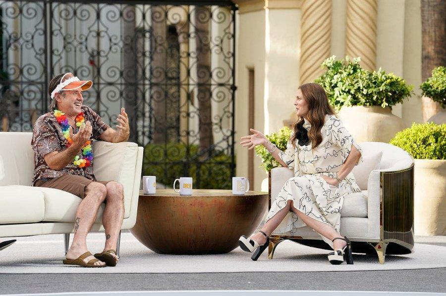 Josie Grosie Back Drew Barrymore Reunites Never Been Kissed Cast David Arquette