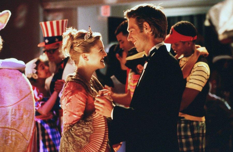 Josie Grosie Back Drew Barrymore Reunites Never Been Kissed Cast Michael Vartan