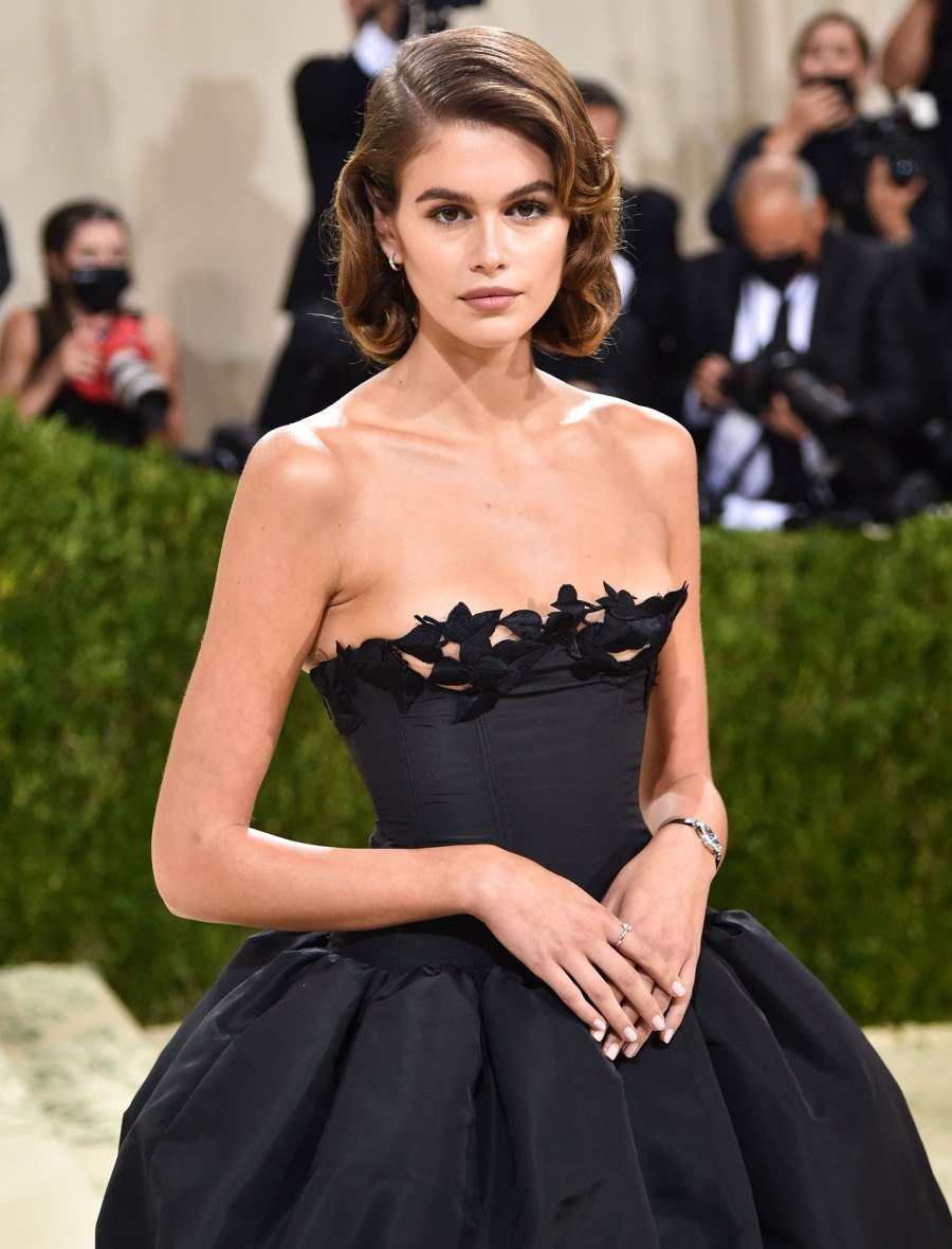 Kaia Gerber Most Extravagant Celebrity Bling From the 2021 Met Gala
