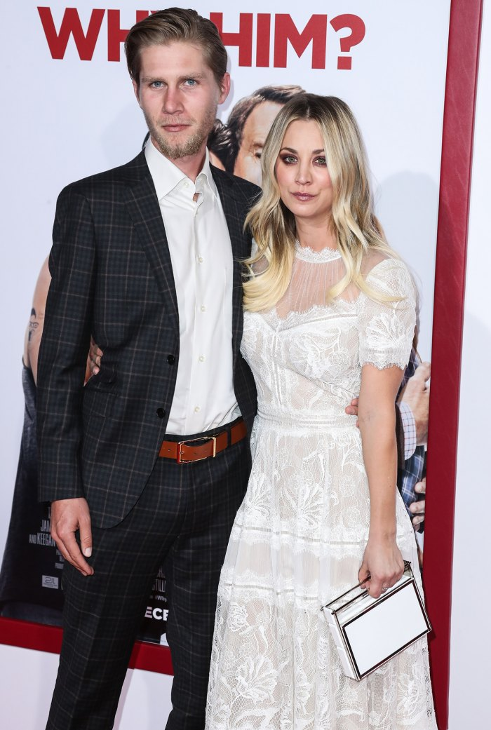 Kaley Cuoco solicita oficialmente el divorcio de Karl Cook después de 3 años de matrimonio