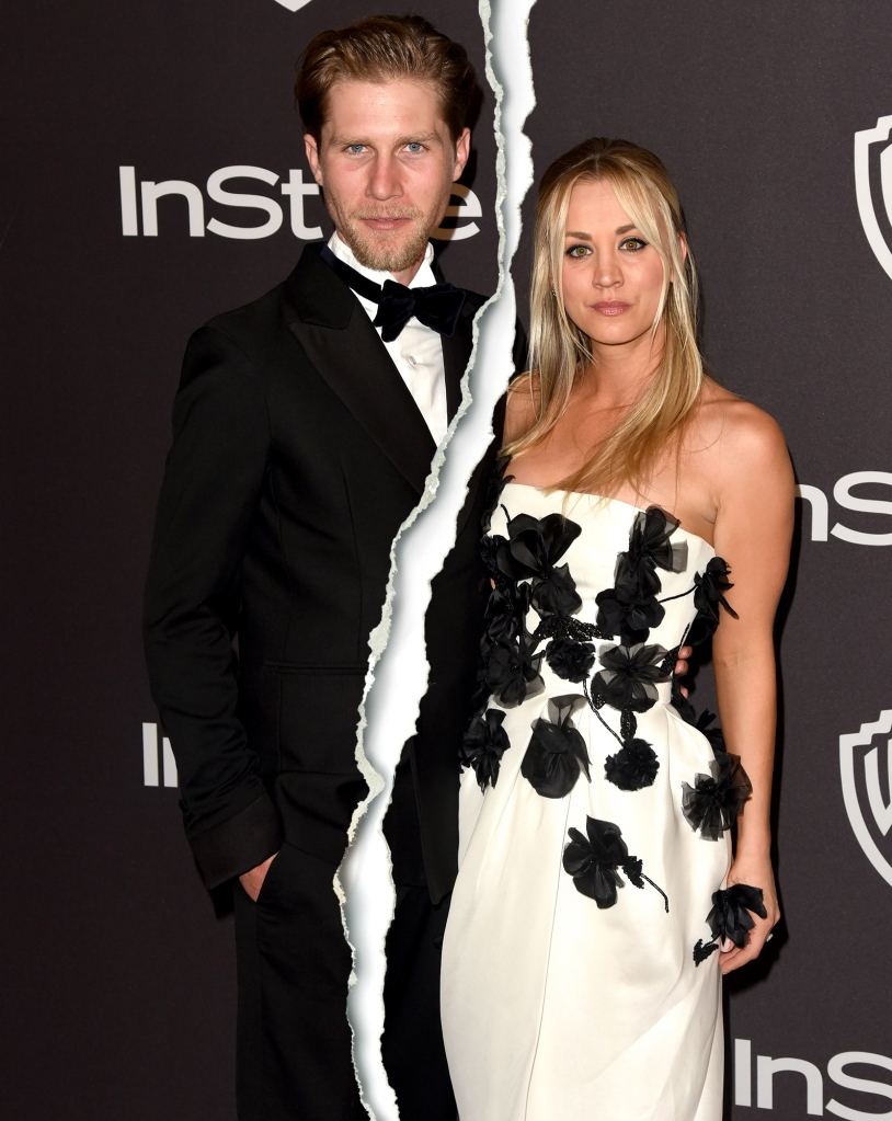 Kaley Cuoco and Husband Karl Cook Split After 3 Years of Marriage