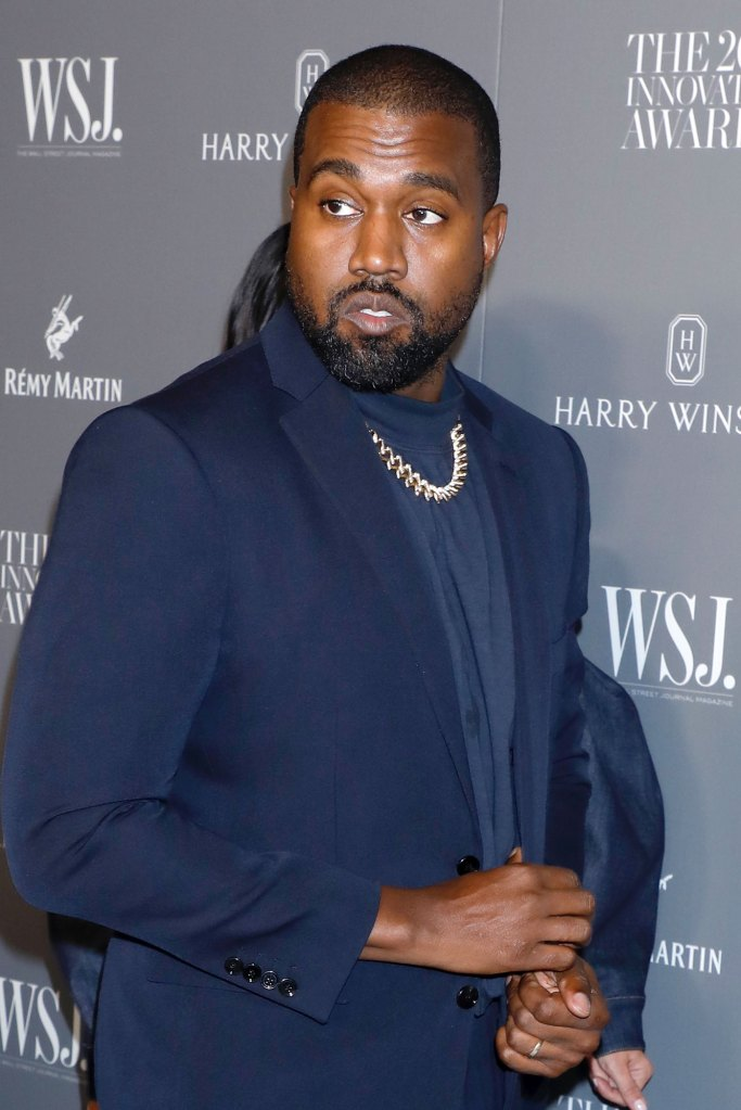 Kanye West Accused of Stealing Donda Merch Logo From Small Business