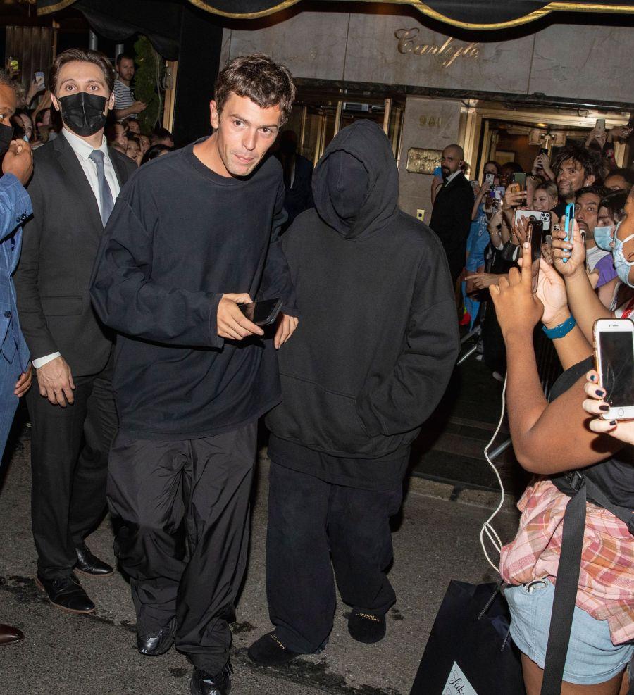 Kanye West Met Gala 2021