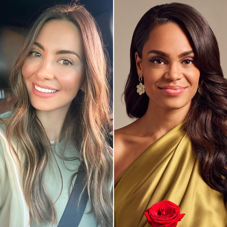 Kelley Flanagan Reveals 1 of Michelle Young Bachelorette Suitors Has Slid Into Her DMs