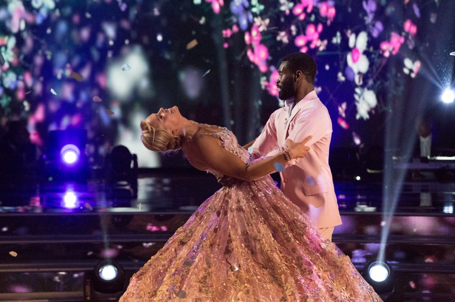 Keo Motsepe Reacts to Not Returning for 'Dancing With the Stars' JENNIE FINCH DAIGLE