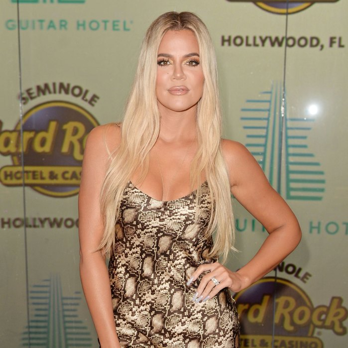 Khloe K Explains How She Changed Daughter True Diapers With Talon Nails