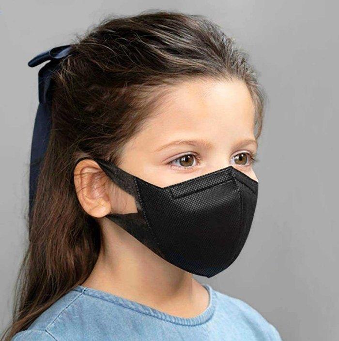Kids Face Mask KF80 Respirator (Age 2-5) - 10 Pack