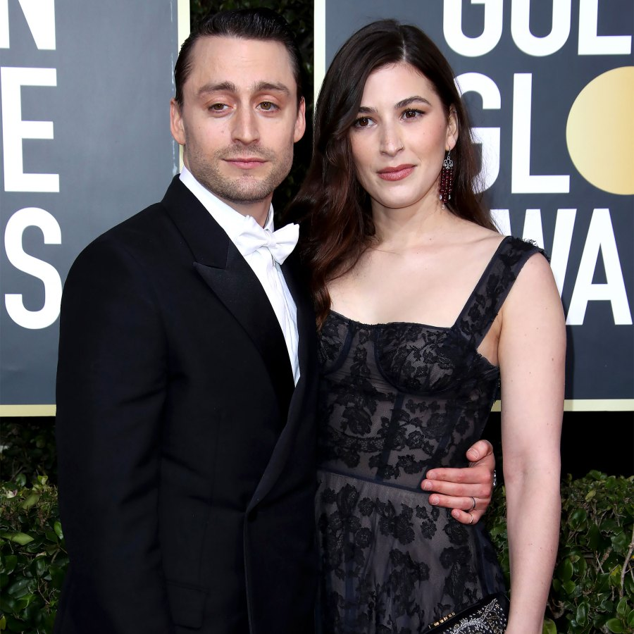 Kieran Culkin and Jazz Charton Welcomed Their 2nd Baby 1 Month Ago