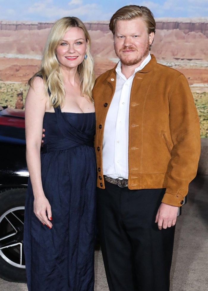 Kirsten Dunst revela el nombre del segundo hijo de 'ángel' con su esposo Jesse Plemons