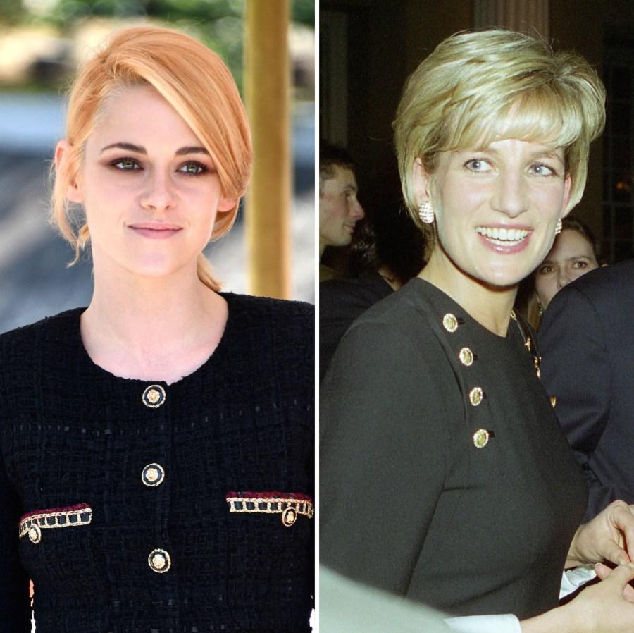 Kristen Stewart Felt Sign Off From Princess Diana