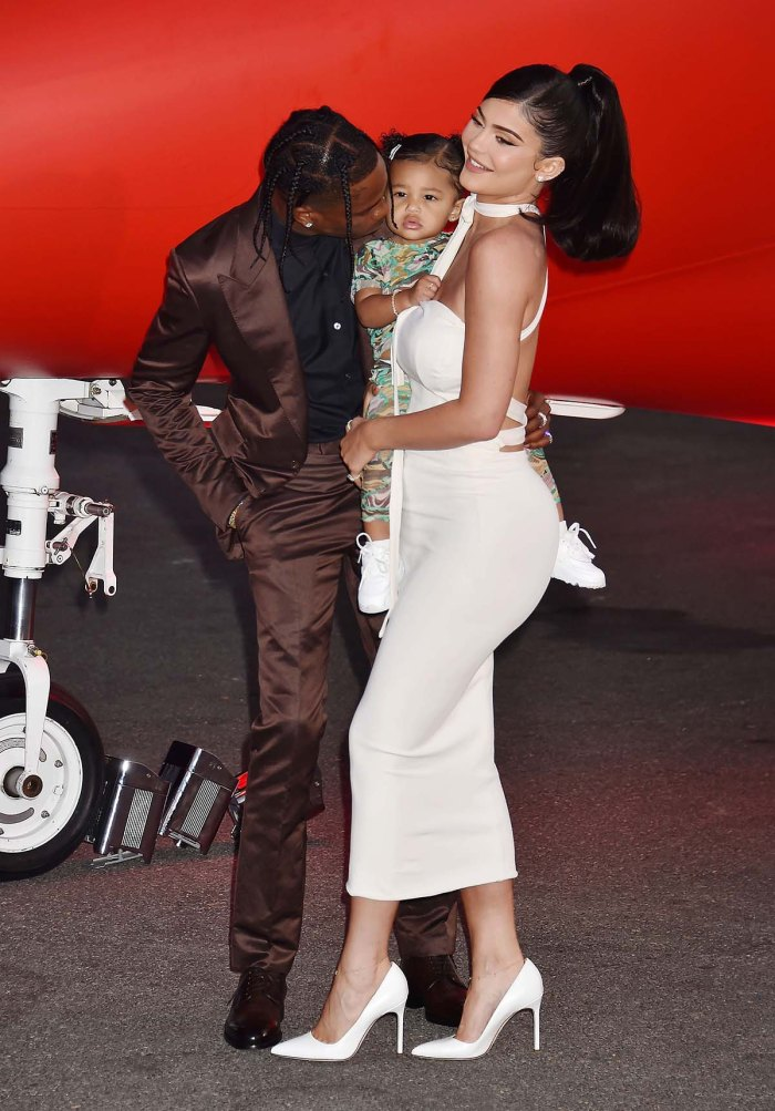 Kylie Travis Daughter Stormi Is So Excited About Becoming Big Sister