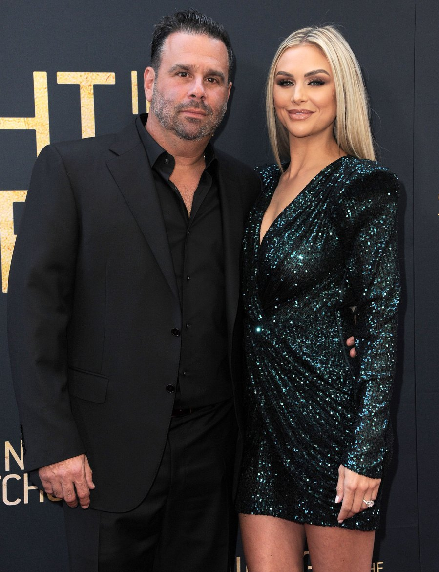 Randall Emmett and Lala Kent Midnight in the Switchgrass