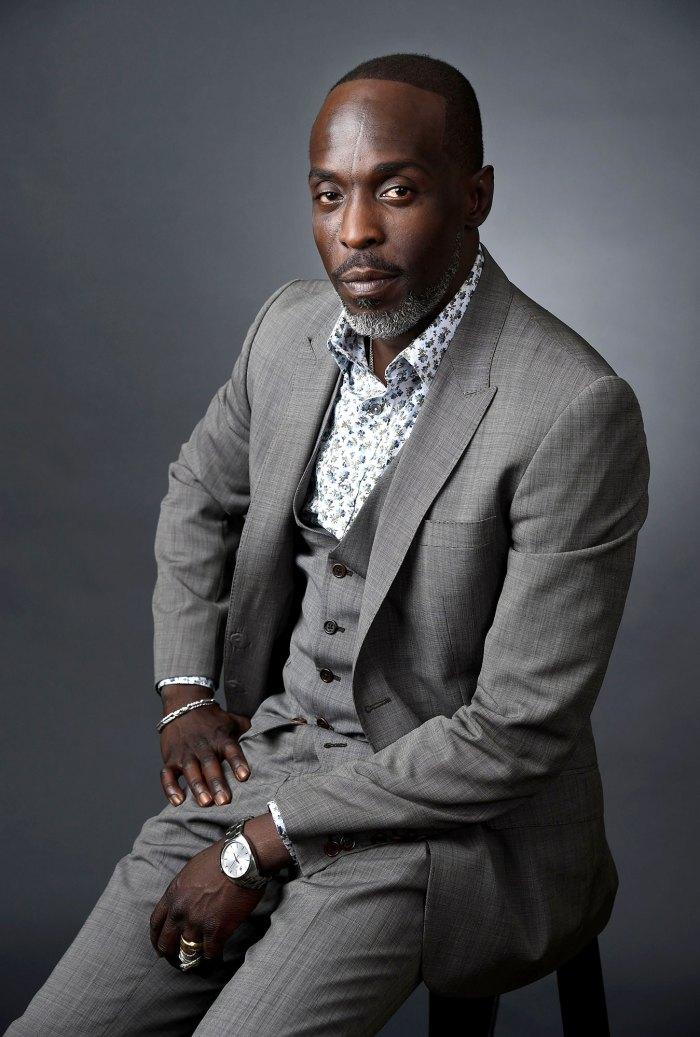 Late Michael K. Williams Honored in Emotional Funeral 2