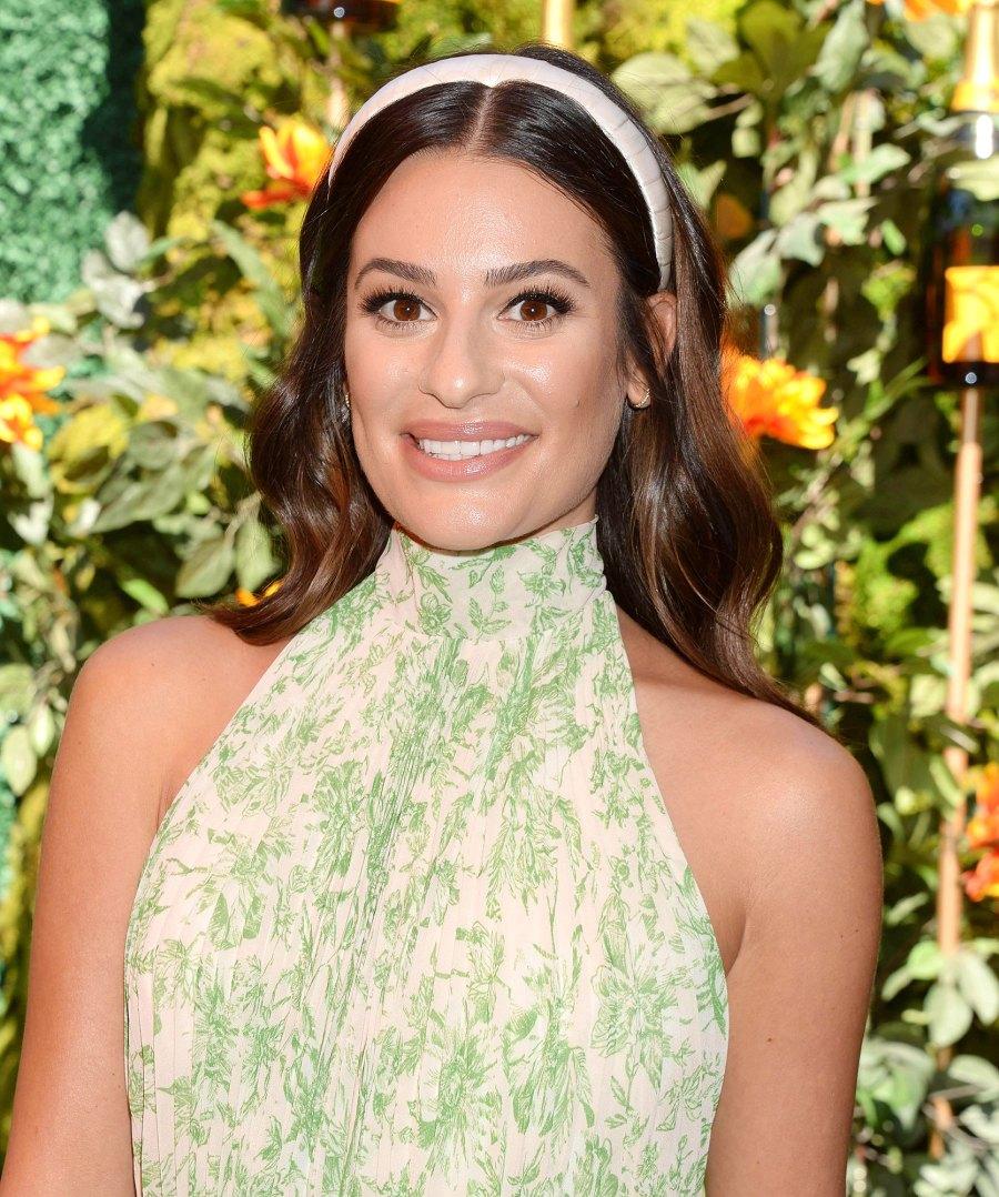 Lea Michele Celebrities Share PCOS Struggles