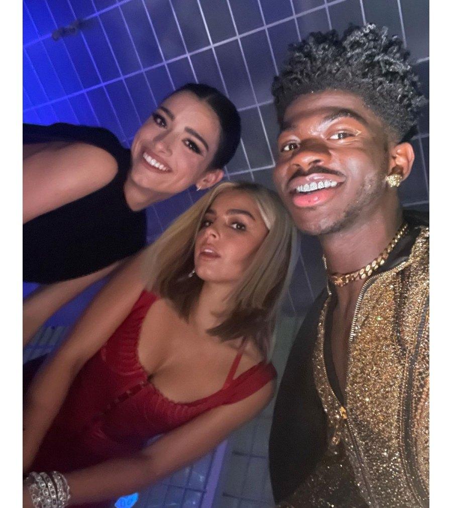 Lil Nas X Instagram 02 Inside the 2021 Met Gala Best Selfies and Snaps