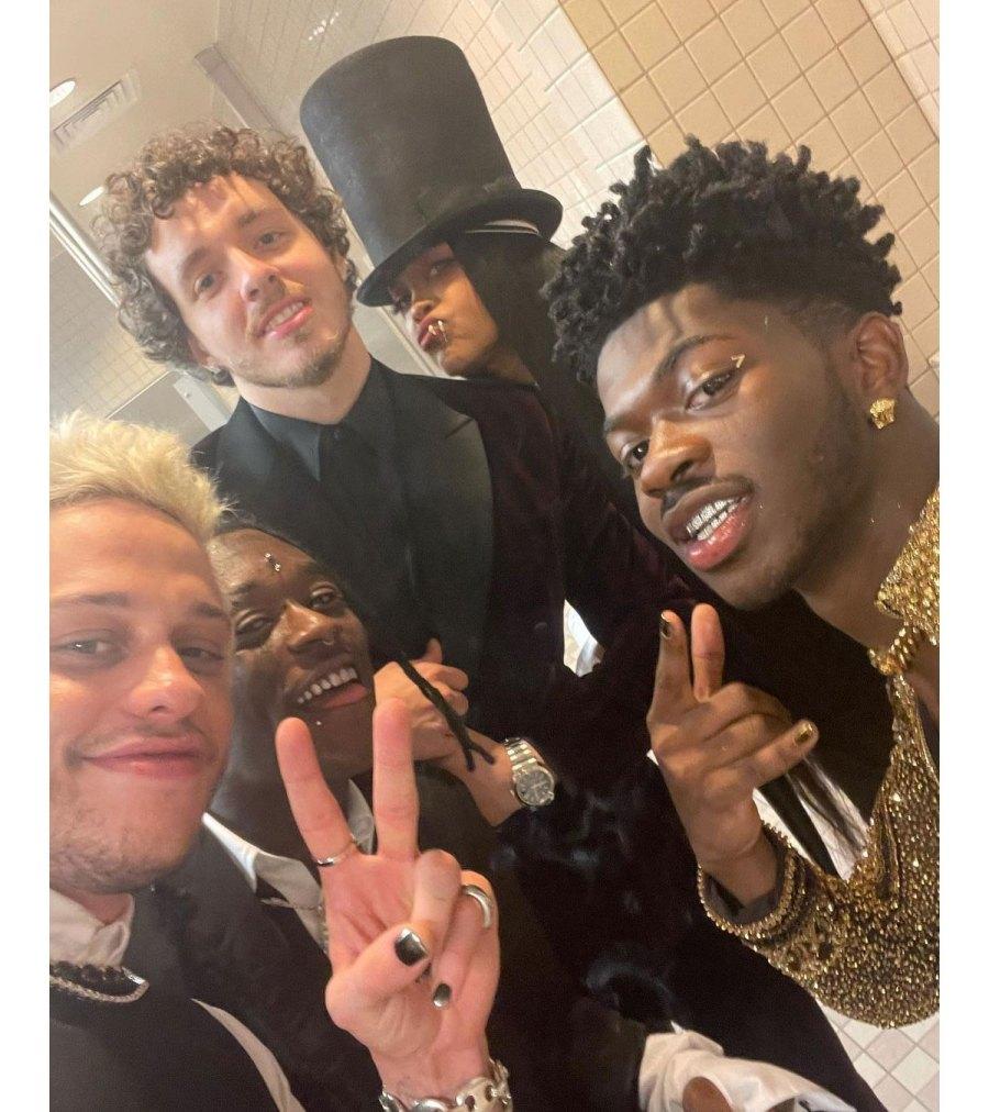 Lil Nas X Instagram 03 Inside the 2021 Met Gala Best Selfies and Snaps